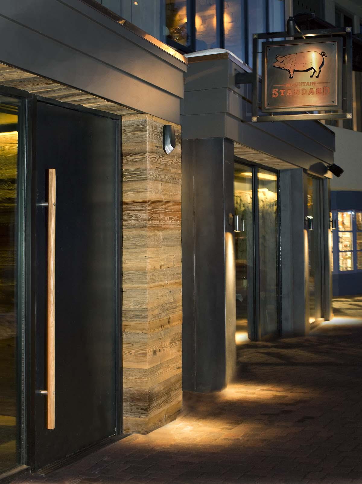 Mountain Standard Restaurant European Engineered Wood